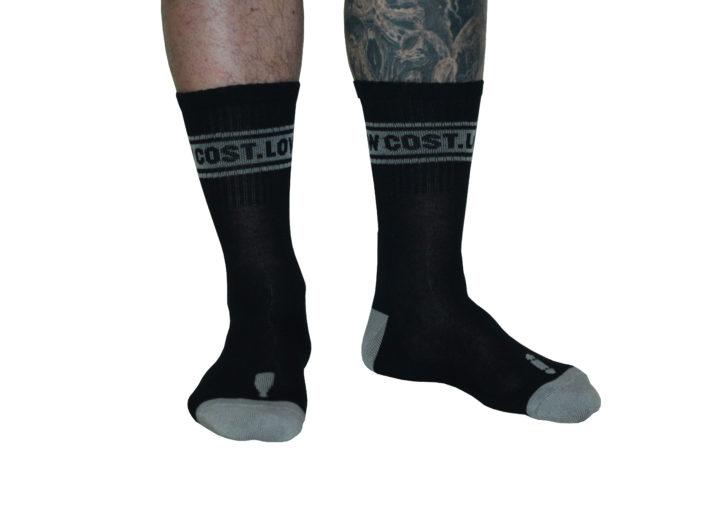 LOWCOST Socks OG´S Black