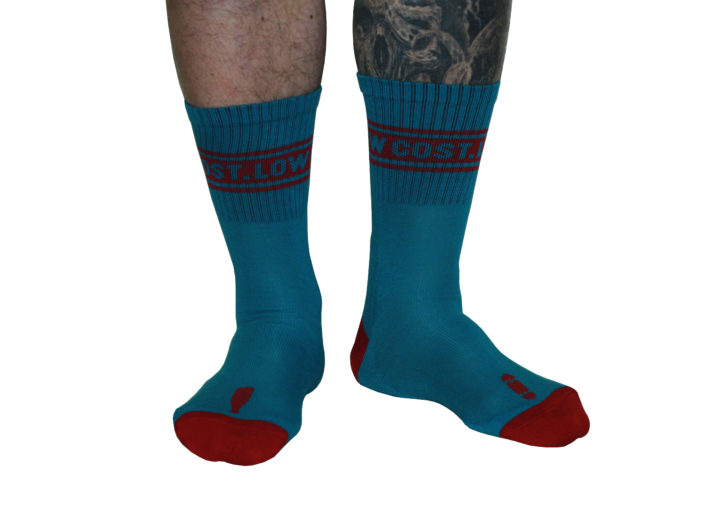 LOWCOST Socks OG´S Blue