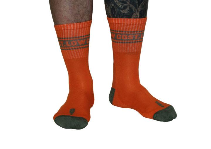 LOWCOST Socks OG´S Orange