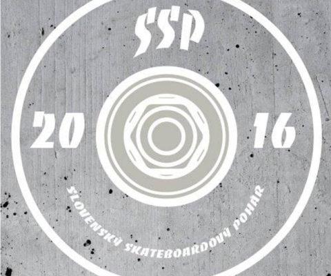 Slovenský Skateboardový Pohár 2016