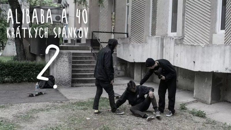 Video ALIBABA A 40 KRÁTKYCH SPÁNKOV VOL. 2